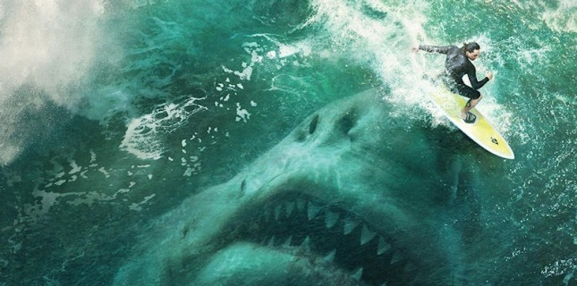 Jason Statham'lı 'The Meg' geliyor!
