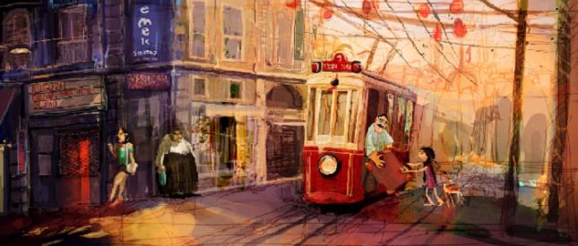 Kara: Sinem Sakaoğlu'nun Yeni Animasyonu