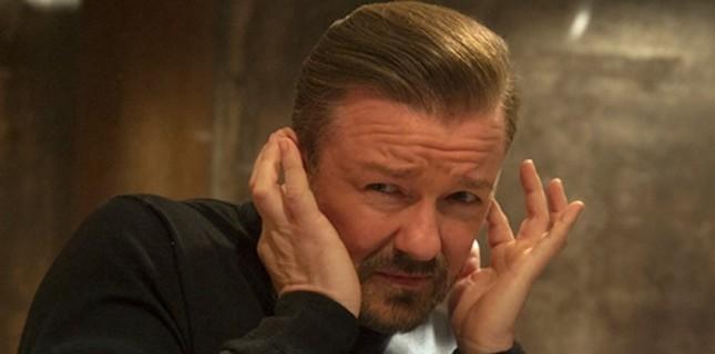 Komedyen Ricky Gervais Netflix İçin Yeni Bir Dizi Çekiyor