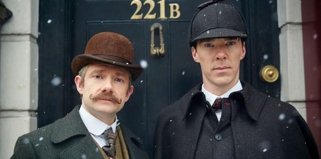 Martin Freeman: Sherlock'ta rol almak eskisi kadar eğlenceli değil