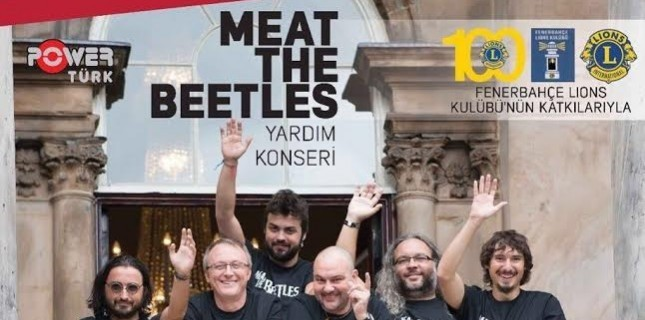 Meat The Beetles, KASEV Yararına IF Performance Hall'da
