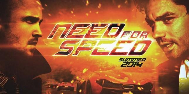 Need For Speed'ten Yeni Fragman