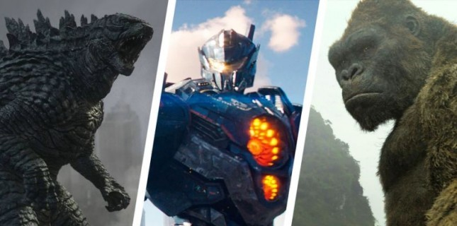 Pacific Rim Serisi King Kong ve Godzilla ile Birleşebilir