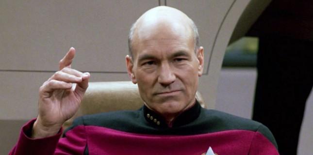 Patrick Stewart'lı Dizi Star Trek: Picard'tan İlk Fragman ve Poster Yayınlandı