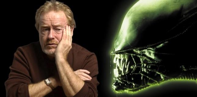 Ridley Scott: Walt Disney 'Alien' serisini sürdürmeli