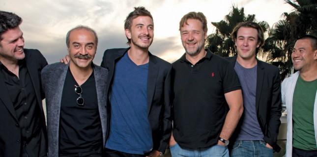 Russel Crowe Çekimler İçin Türkiye'ye Geliyor