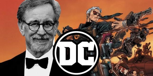Steven Spielberg, DC çizgi roman evrenine el atıyor!