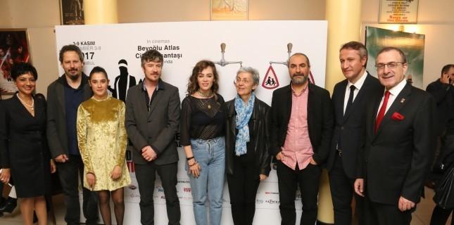Suç ve Ceza Film Festivali'nde Ödüller Sahiplerini Buldu