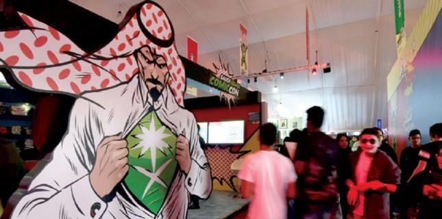 Suudi Arabistan'da 35 Yıl Aradan Sonra Sinemalar Açılacak