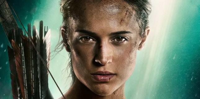Tomb Raider'dan yeni afiş yayınlandı