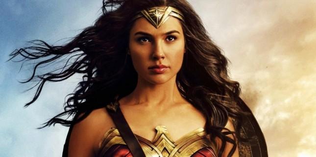 Wonder Woman 2'den İlk Görseller Geldi