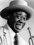Louis Armstrong profil resmi