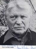 Hans Christian Blech profil resmi