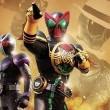 Kamen Rider × Kamen Rider Ooo And W Featuring Skull: Movie War Resimleri