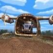 Tugger: Uçmak İsteyen Bir Jip Resimleri