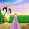 Barbie As Rapunzel Resimleri